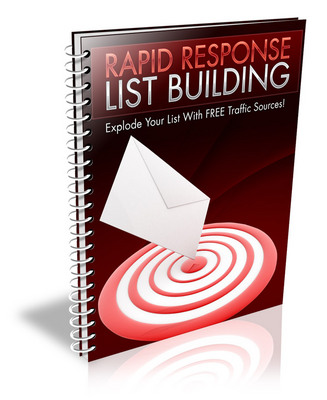 Pay for Rapid Response List Building With Private Label Rights