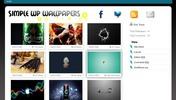 Thumbnail Wordpress Wallpaper Theme