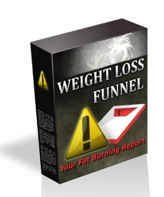 Pay for Weight Loss Funnel With PLR