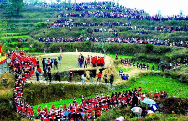 Pay for Chinese Folk Music Festival_ folk music party MV