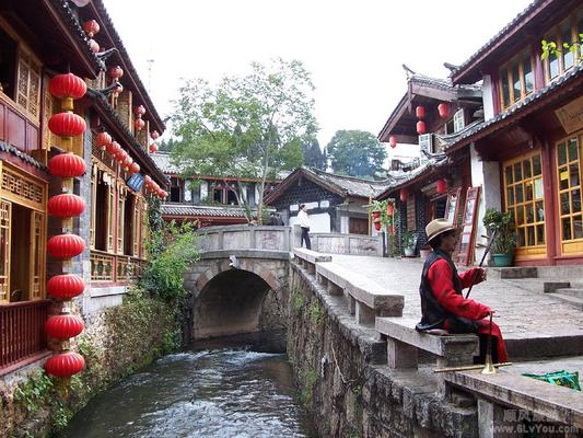 Pay for Lijiang, China travel documentaries, commentary in English