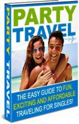Pay for **5 Hottest Party Travel Spots** For Singles