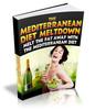 Thumbnail The Mediterranean Diet Meltdown