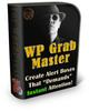 Thumbnail WP Grab Master - Wordpress Plugin with Master Resale Rights