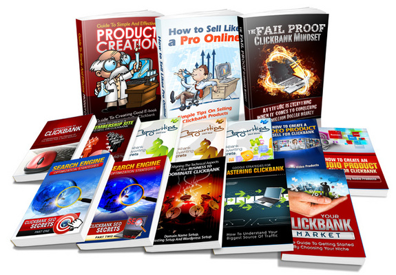 Pay for The Complete Clickbank Marketing Course - MMR Included