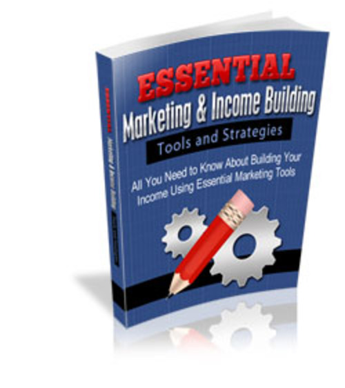 Pay for Essential Marketing Tools and Strategies - M Resell Rights