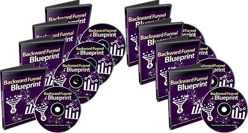 Pay for Backward Funnel Blueprint - with Resale Rights