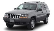 Thumbnail 1998 - 2004 JEEP GRAND CHEROKEE WJ WORKSHOP / SERVICE MANUAL