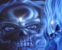 Thumbnail 2000+ Airbrush Stencils - Skulls, Tribal, Flames, Pinstripe