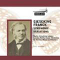 Thumbnail Franck Symphonic Variations Walter Geiseking LPO Henry Wood