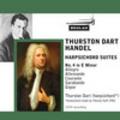 Thumbnail Handel Harpsichord Suite No 4 in E minor Thurston Dart