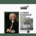 Thumbnail Bach prelude and fugue  in e minor BWV 54 Albert  Schweitzer