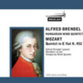 Thumbnail Mozart Quintet for Piano and Winds K452 1st mvt  Brendel