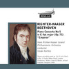Thumbnail Beethoven Piano Concerto No 5 2 and 3 mvts  Richter Haaser