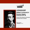 Thumbnail Rimsky Korsakov Russian Easter Overture Eric Leinsdorf