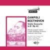 Thumbnail Beethoven Violin Concerto in D major Op 61 1st mvt Campoli