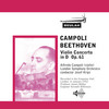 Thumbnail beethoven Violin Concerto in D major Op 61 2nd 3rd m Campoli
