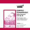 Thumbnail Tchaikovsky Violin Concerto 2nd 3rd mvts Campoli