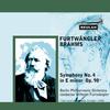 Thumbnail Brahms Symphony No 4 1st mvt BPO Furtwängler