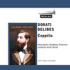 Thumbnail Delibes Coppélia  Act 1 Dorati