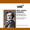 Thumbnail Wagner Die Meistersinger  Von Nurnberg Suite Paul Paray