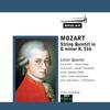 Thumbnail Mozart String Quintet K 516  4th mvt Lener Quartet