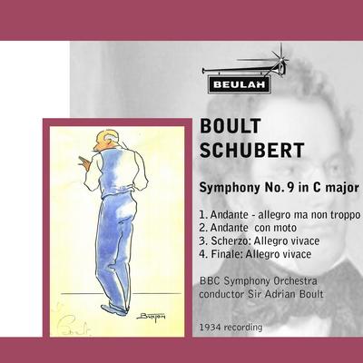 Pay for Schubert Symphony No 9 3rd Mvt BBCSO Boult
