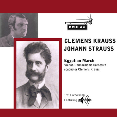 Pay for Strauss Agyptischer Marsch VPO Krauss