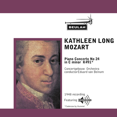 Pay for Mozart Piano Concerto No 24 2nd mvt  Kathleen Long