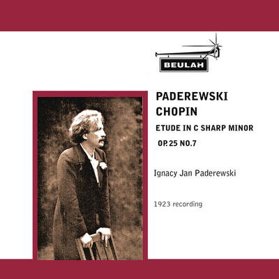 Pay for  Chopin etude in c sharp minor  Op. 25 No.7 Paderewski