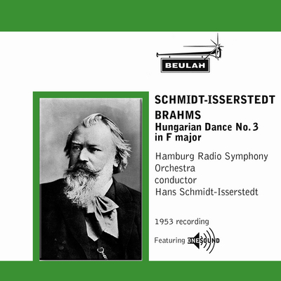 Pay for Brahms Hungarian Dance No. 3  Schmidt-Isserstedt