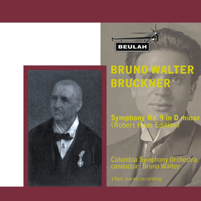 Pay for Bruckner Symphony No.9 3rd mvt Columbia SO Bruno Walter