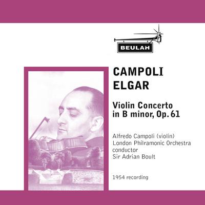 Pay for Elgar Violin Concerto 3rd Mvt Alfredo Campoli