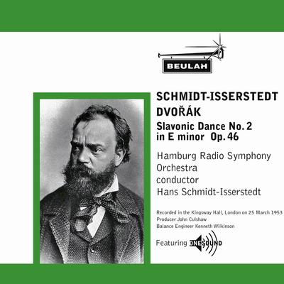 Pay for Dvořák Slavonic Dance No 2 Schmidt Isserstedt