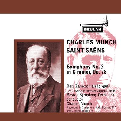 Pay for Saint Saens Symphony No 3 2nd mvt BSO Munch