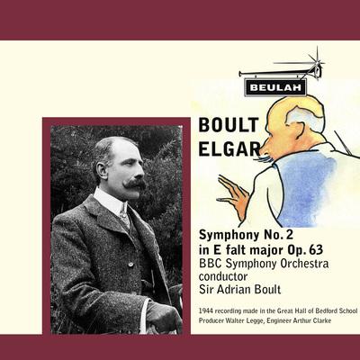 Pay for Elgar Symphony No 2 4th mvt BBC  SO Sir Adrian Boult