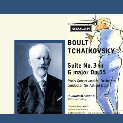 Pay for Tchaikovsky Suite No 3 1. Elégie PCO Sir Adrian Boult
