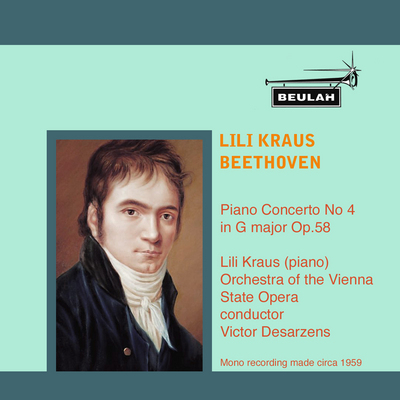 Pay for Beethoven Piano Concerto No4 1st mvt Lili Kraus