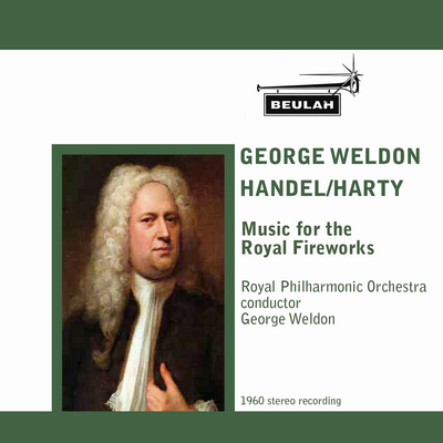 Pay for Handel Royal Fireworks Music RPO George Weldon