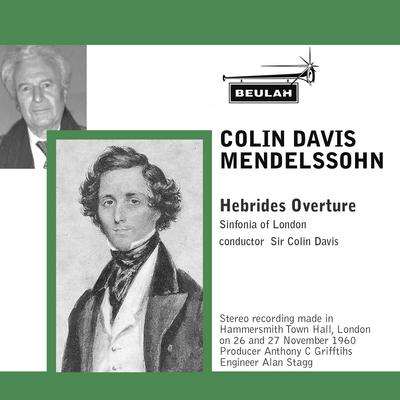 Pay for Mendelssohn The Hebrides Overture SoL Colin Davis