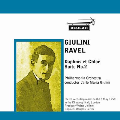 Pay for Ravel Daphnis et Chloé  Suite No.2 Philarmonia Giulini