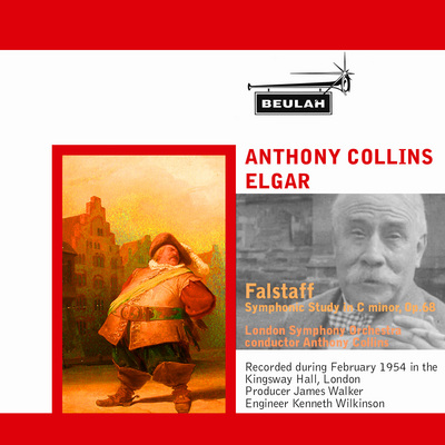 Pay for Elgar Falstaff LSO Anthony Collins