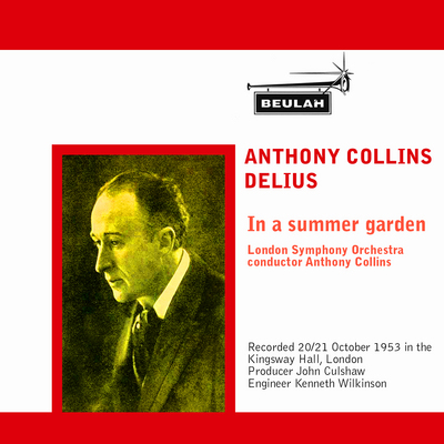Pay for Delius In a summer garden LSO Anthony Collins