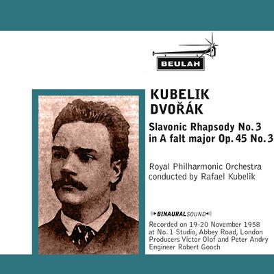 Pay for Dvořák Slavonic Rhapsody  No 3  Rafael Kubelik