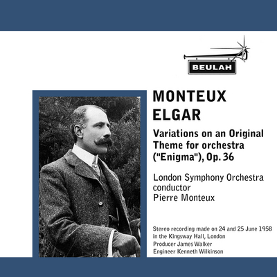 Pay for Elgar Enigma Variations LSO Monteux