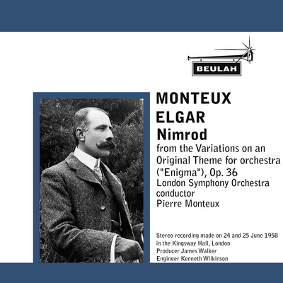 Pay for Elgar  Nimrod from  the Enigma Variations LSO Monteux