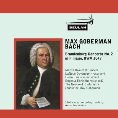 Pay for Bach Brandenburg Concerto No 2 2nd mvt Goberman