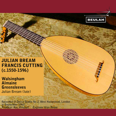 Pay for Francis Cutting Lute Music  Julian Bream