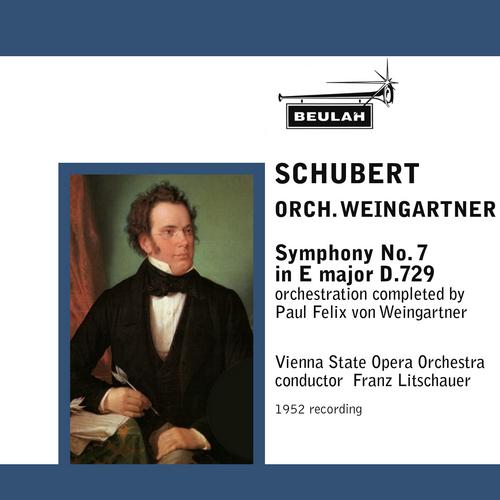 Pay for Schubert Symphony No 7 1st Mvt Vienna Sate Opera Orchestra