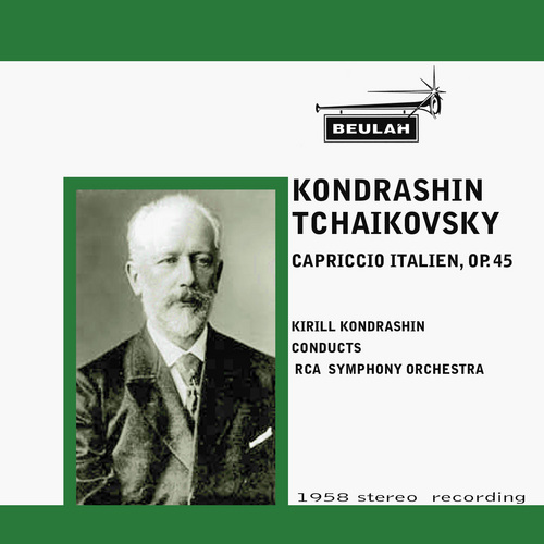 Pay for Tchaikovsky Capriccio Italien Kirill Kondrashin